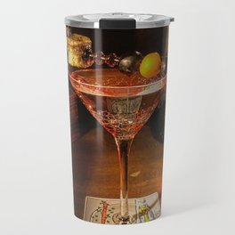 Catacomb Culture - Halloween Martini Travel Mug