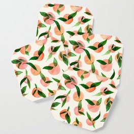 Summer Fruit Pattern Coaster