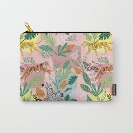 Jungle Fun Carry-All Pouch