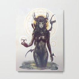 Sacred Grove Metal Print