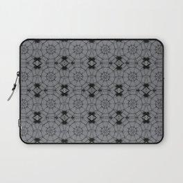 Sharkskin Pinwheels Laptop Sleeve