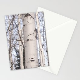 Trees of Reason - Birch Forest Stationery Cards