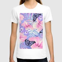 Tropical Spring Lavender T-shirt