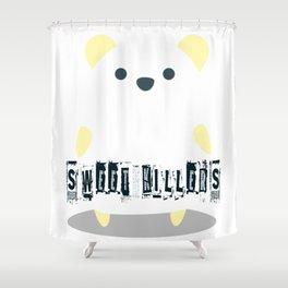 Sweet Killers Shower Curtain