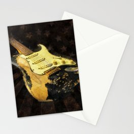 My AMERICAN RELIC STRATOCASTER® Custom Shop Stationery Cards