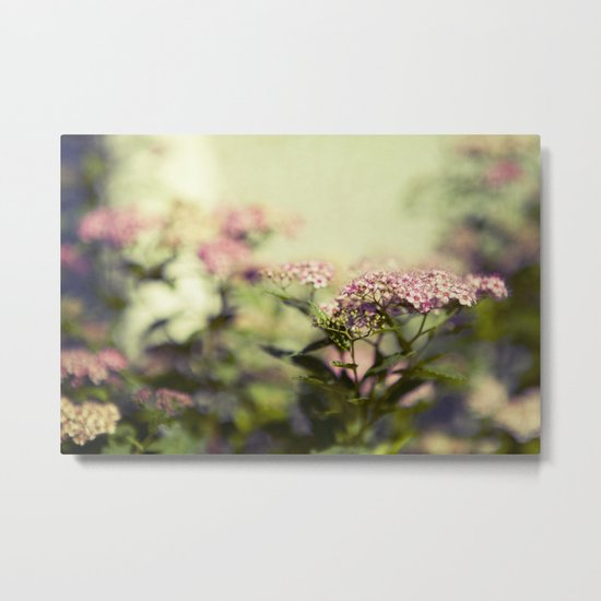 Surrounded by Beauty Metal Print