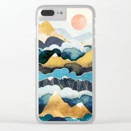 Cloud Peaks Clear iPhone Case