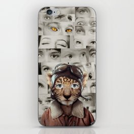 The Show Must Go On iPhone Skin