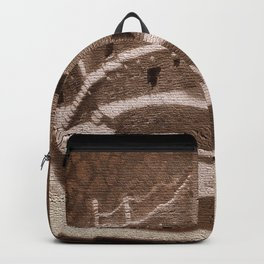The Cliff Dwellers - Legends Of America Backpack