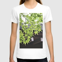 Leaf me to be T-shirt