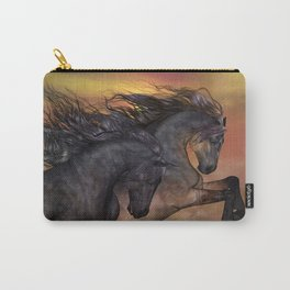 HORSES - On sugar mountain Carry-All Pouch