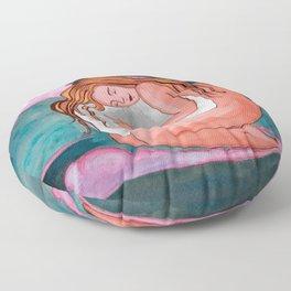 Moon Remember Floor Pillow