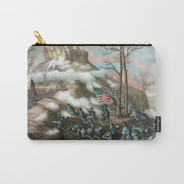 The Battle of Lookout Mountain Carry-All Pouch