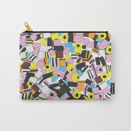 Lots of Liquorice Allsorts Carry-All Pouch