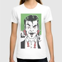 dracula T-shirts featuring Dracula by NathanJoyce