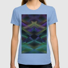 Geometric abstract disign T-shirt