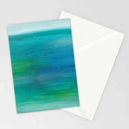 Ocean Series, 3 Stationery Cards