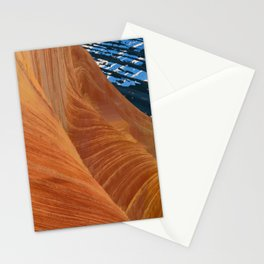 landscape collage #28 Stationery Cards