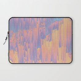 Chillhop Beats - Abstract Pixel Art Laptop Sleeve