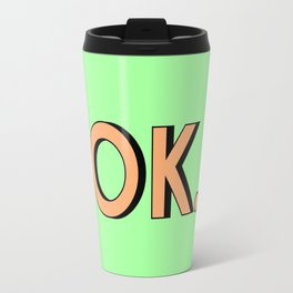 OK Travel Mug