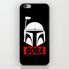 Defy-Boba iPhone & iPod Skin