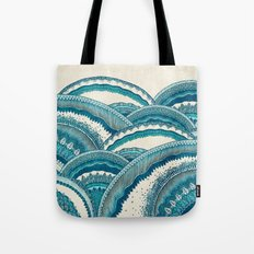 Hills Of Hope Tote Bag