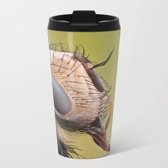 Insect VI Metal Travel Mug