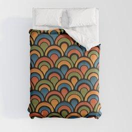 Pop Fan Pattern Comforters