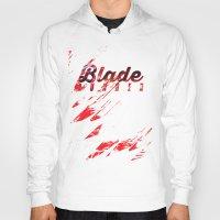 blade runner Hoodies featuring Blade runner by Kardiak