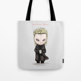 Initiation's over, Michael... Tote Bag