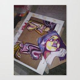 Post Canvas Print