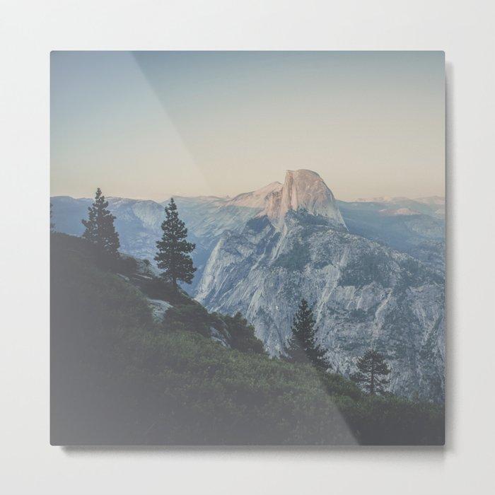 Half Dome VII Metal Print