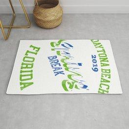 Daytona Beach Florida 2019 Florida Gift Design Idea Rug