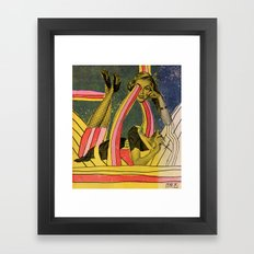 Unnatural Selection Framed Art Print