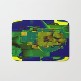 Masters of Industry Bath Mat