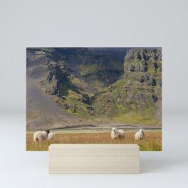 Iceland Mini Art Print