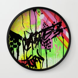 No return Wall Clock