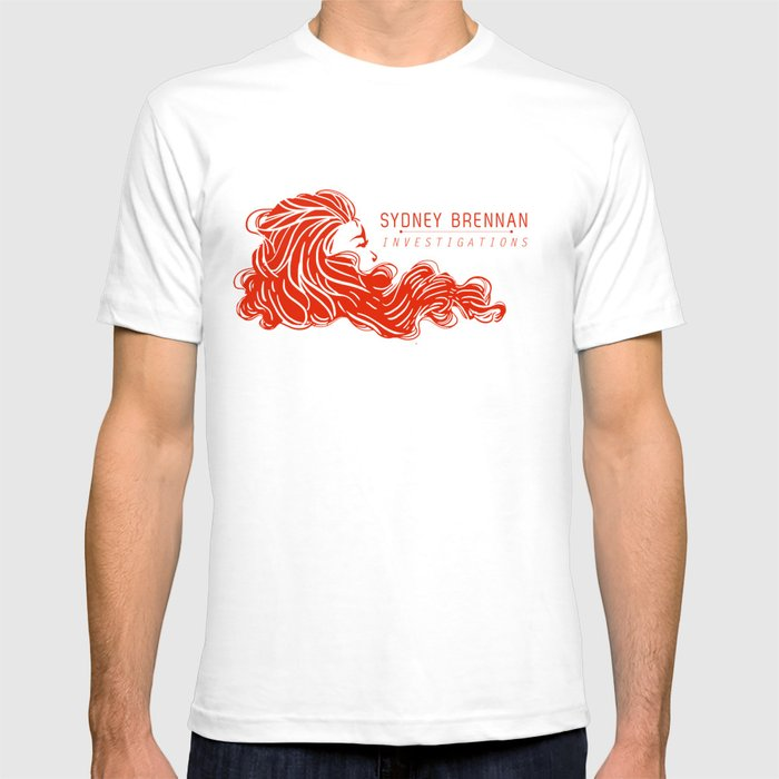 Sydney Brennan Investigations T-shirt