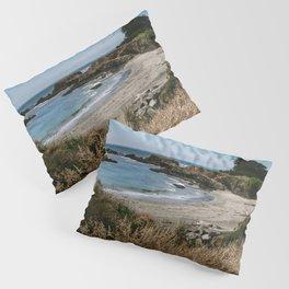 Sea Ranch Beach Printable Wall Art | California Nature Ocean Coastal Travel Photography Print Pillow Sham