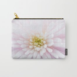 Happy Moments - Beautiful Bright Dreamy Spider Mum Flower Carry-All Pouch