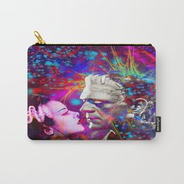 Frankenstein`s Bride Carry-All Pouch