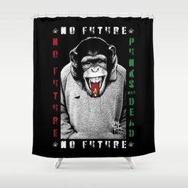 No Future 7 Shower Curtain