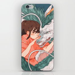 Only Love Can Break a Seal iPhone Skin