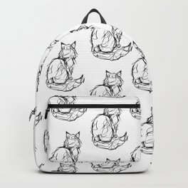 Kitty Gesture Backpack