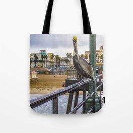Surf City Life Tote Bag