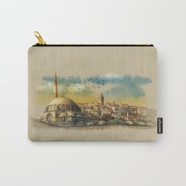 dawn in Istanbul Carry-All Pouch