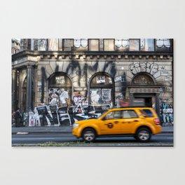 NYC 01 Canvas Print