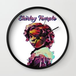 Legend Of Shirley Wall Clock