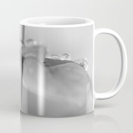 the art of peace (black and white) Coffee Mug