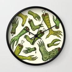 Disiecta Membra No. 2 Wall Clock